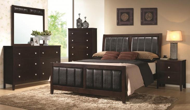 Carlton Panel Bedroom Set