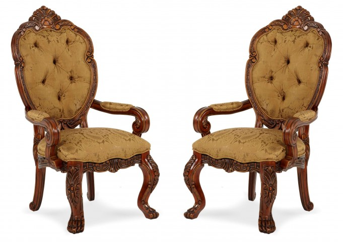 Chateau Beauvais Arm Chair Set of 2