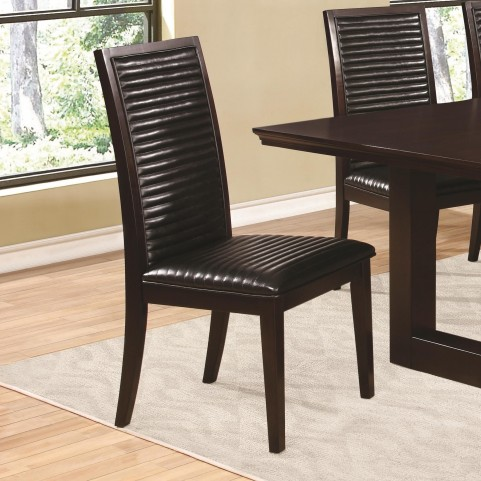 Chester Upholstered Dining Side Chair Set of 2