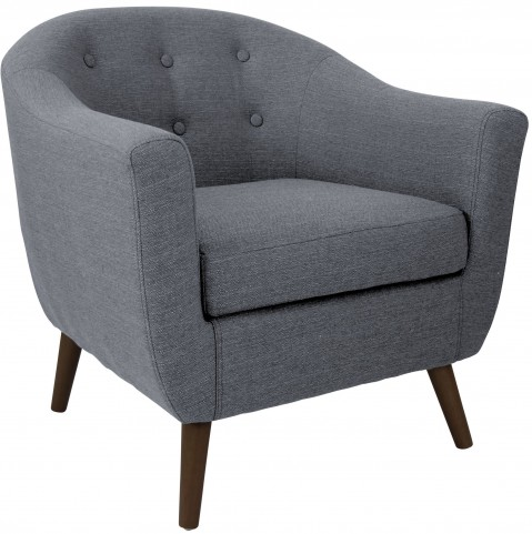 Rockwell Gray Chair