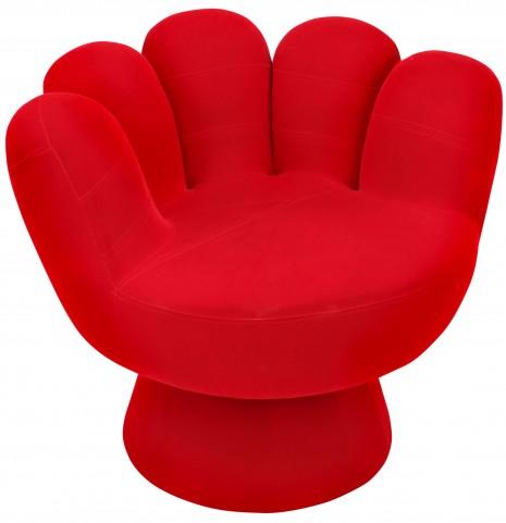 Mitt Red Chair