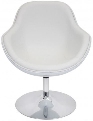 Saddlebrook White Lounger