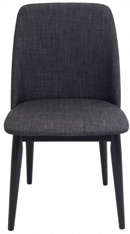 Tintori Black Dining Chair