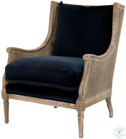 Peachy Patina Weathered Blue Churchill Club Chair Creativecarmelina Interior Chair Design Creativecarmelinacom