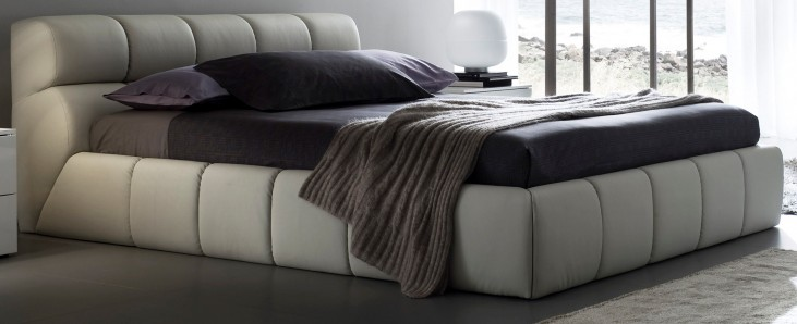 Cloud Beige King Bed