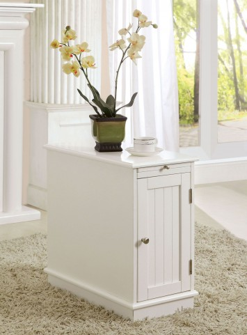 Lucer Pull-Out Tray Cabinet