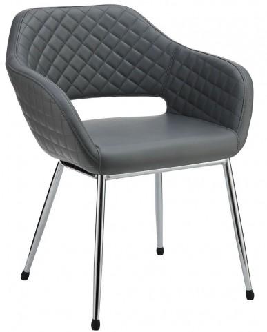 Tasha Gray Accent Chair