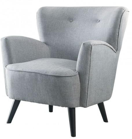 Leipsic Espresso Accent Chair