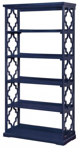 Joan Blue Display Shelf