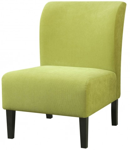 Bree Green Accent Chair