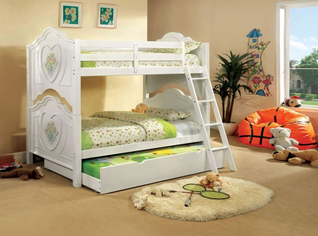 Isabella III Twin Over Twin Bunk Bed