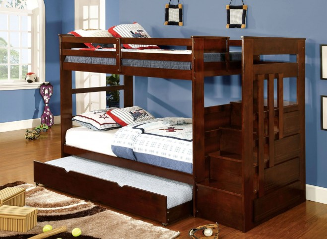 Woodridge Twin Over Twin Bunk Bed