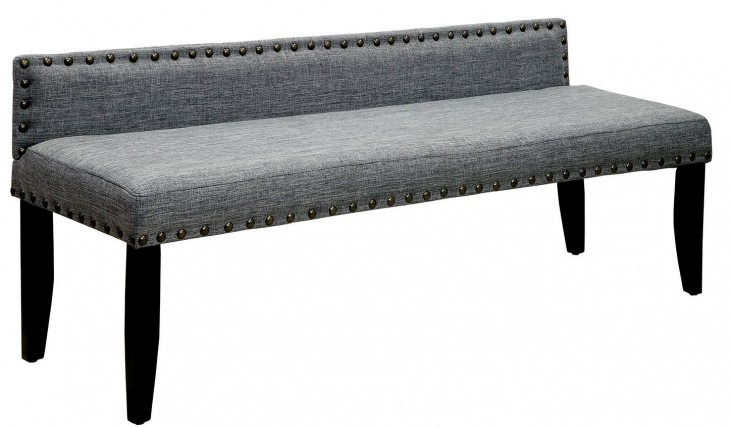 Herstal Gray Large Bench