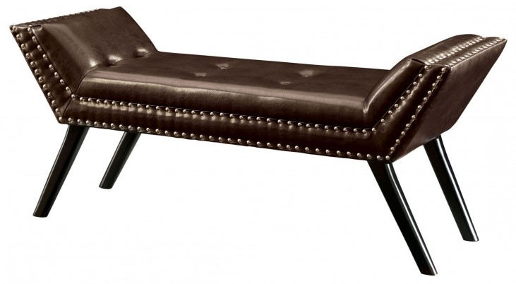 Wesby Brown Bench