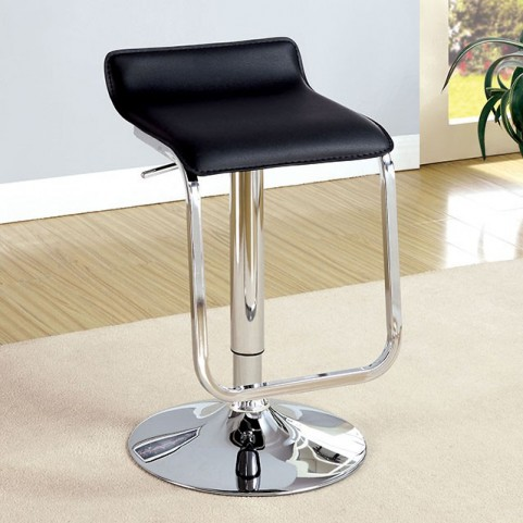 Tiegan Black Bar Stool