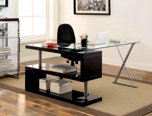 Bronwen Black Desk