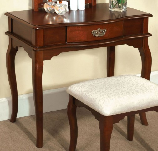 Madera Cherry Vanity Table