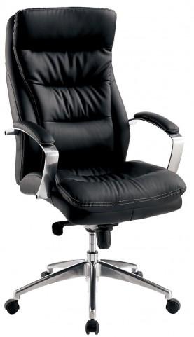 Lamar Black Office Chair
