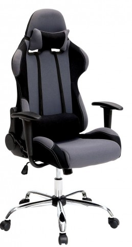 Helium Gray Office Chair