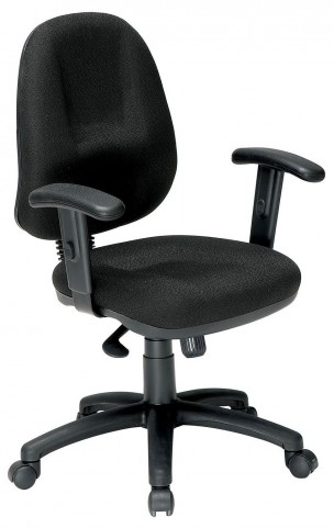 Surrey Black Office Chair