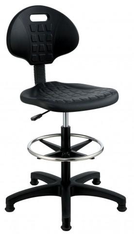 Hingham Black Office Chair