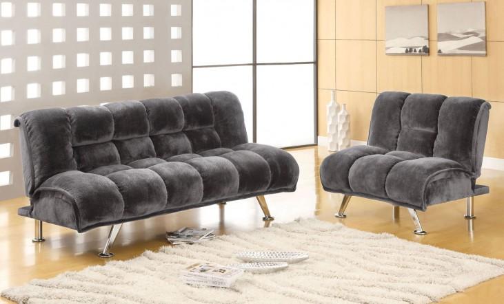 Marbelle Gray Living Room Set