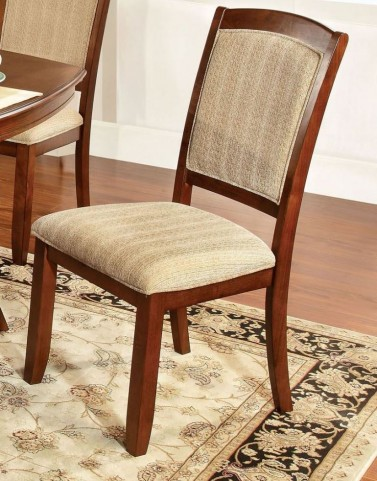 Redding I Oak Side Chair Set of 2