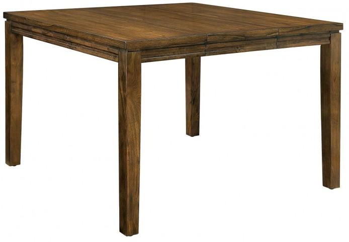 Ingrid II Walnut Extendable Counter Height Table