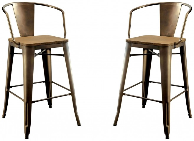 Cooper II Counter Height Chair Set of 2