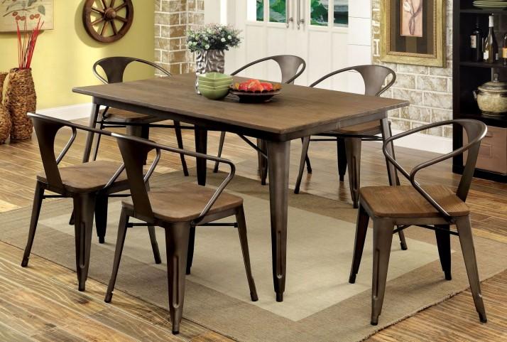 Cooper I Rectangular Leg Dining Room Set