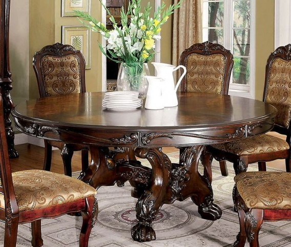 Medieve Round Dining Table