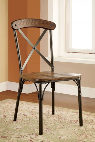 Crosby Bronze Side Chair Set of 2