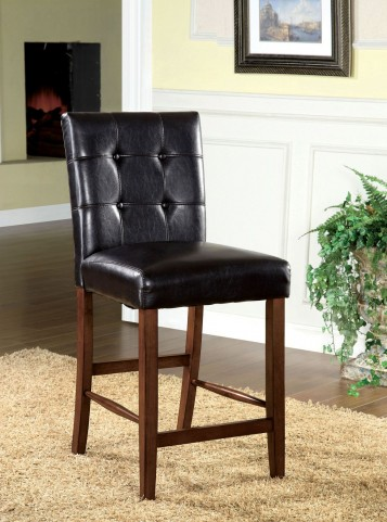 Rockford I Leatherette Counter Height Chair Set of 2