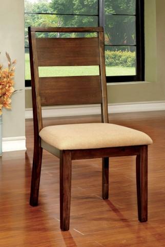 Dwight Dark Oak Side Chair Set of 2