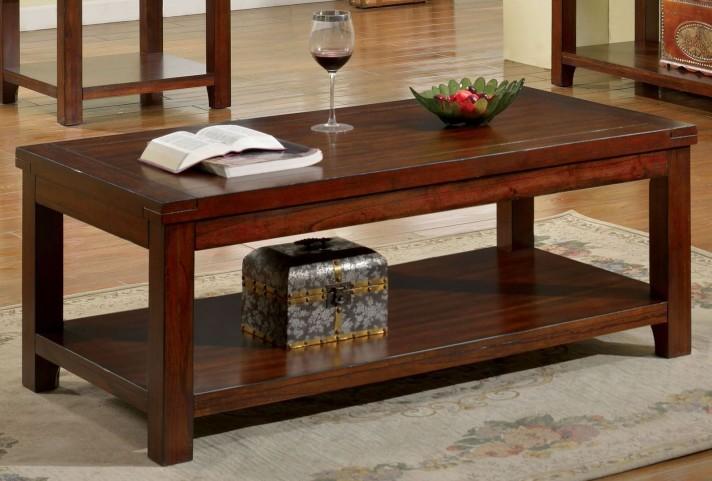 Estell Cherry Coffee Table
