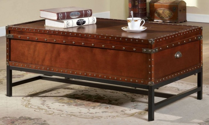 Milbank Cherry Coffee Table
