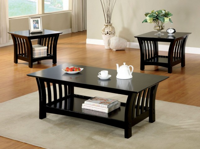 Milford 3 Piece Occasional Table Set