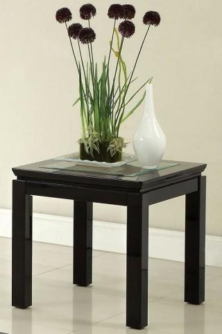 Venta Black End Table