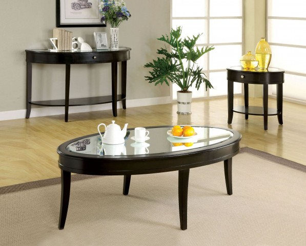 Silver Mist Occasional Table Set