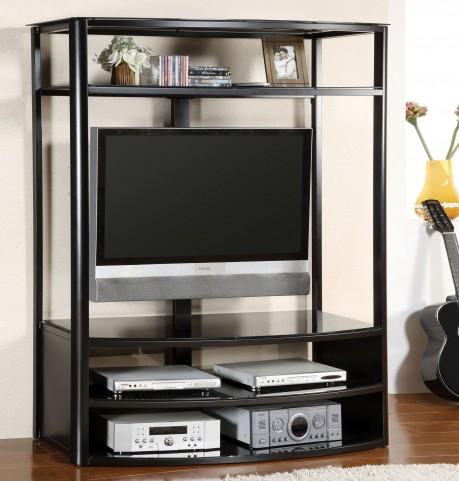 """Faron I 54"""" Glass Top TV Console"""