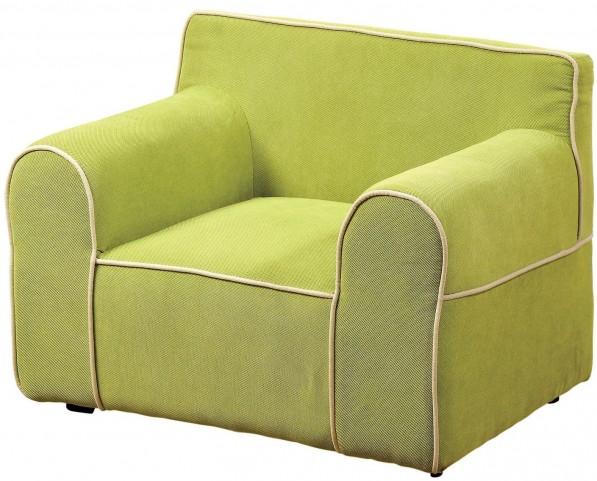 Gwen Green Kids Chair