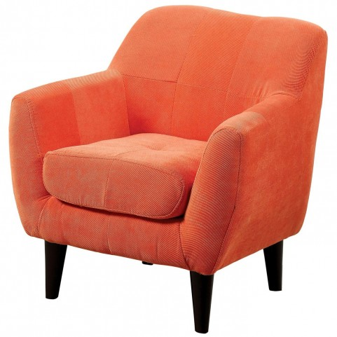 Heidi Orange Kids Chair