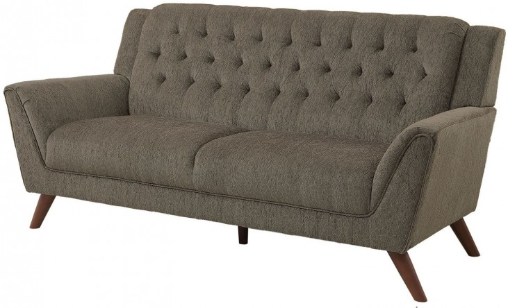 Leia II Gray Sofa