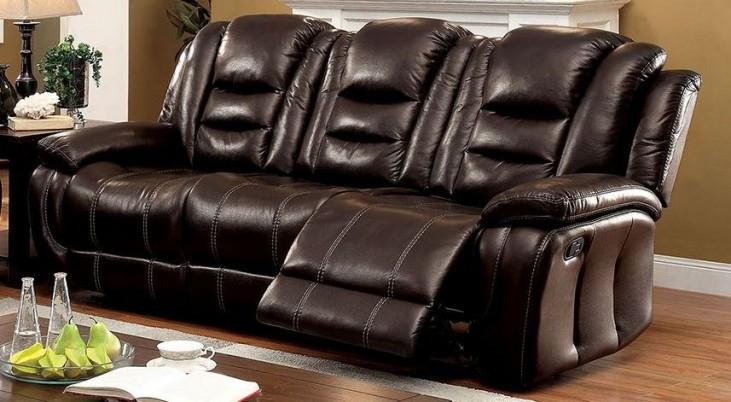 Ronan Dark Brown Sofa