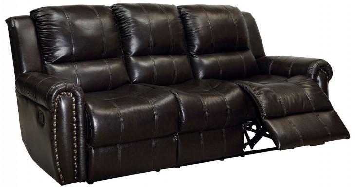 Foxboro Brown Sofa