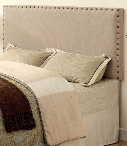 Herstal Ivory Full/Queen Size Headboard