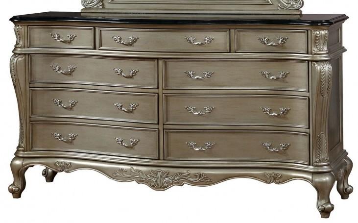 Johara Gold Dresser
