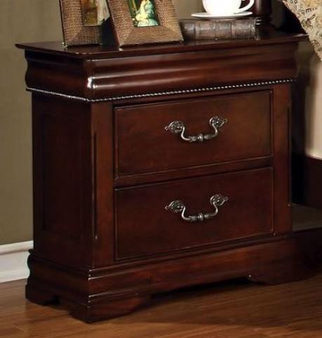 Mandura Cherry Nightstand