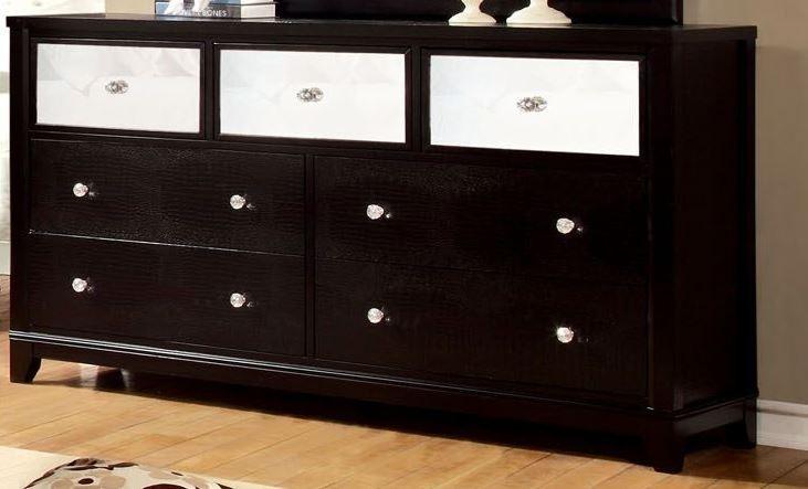 Bryant Black Dresser