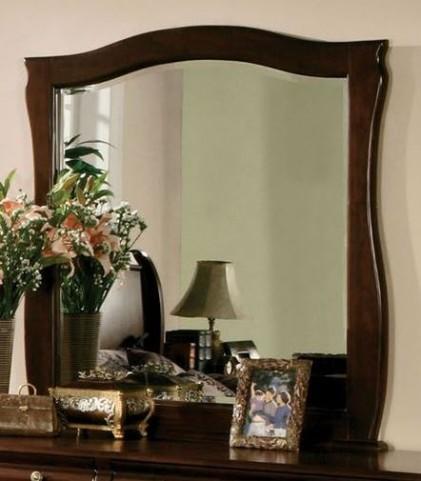 Esperia Dark Walnut Mirror